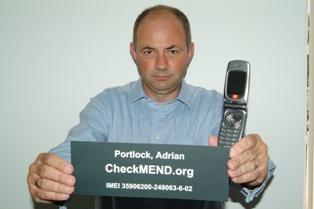 Me Founder Of CheckMEND
