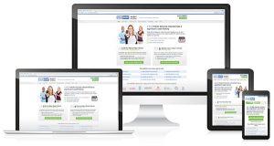 CheckMEND Responsive Website